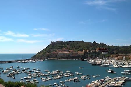 Splendido affaccio sul porto - Porto Ercole - Lägenhet