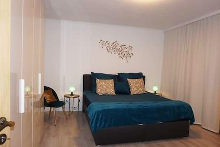 Apartment 2 Zimmer UNI & OPEL ARENA nähe