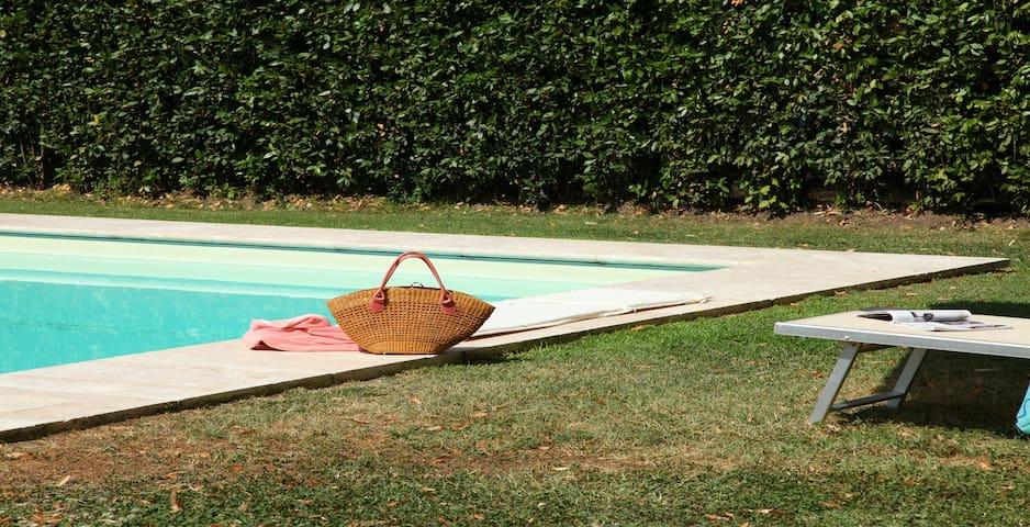 Villa con piscina a 15 min. da Firenze