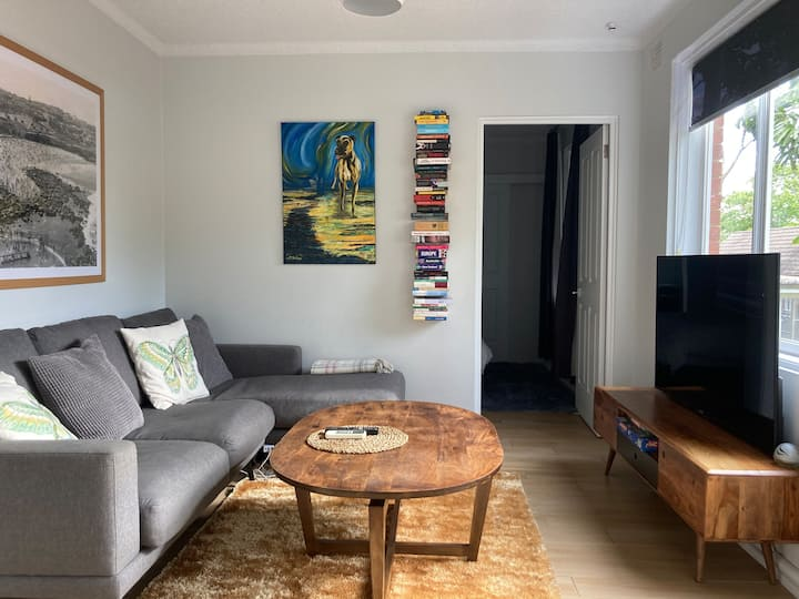Appartement 1 chambre rénové & bien placé + Wifi