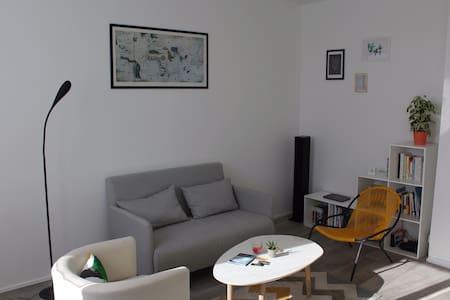 T2 lumineux & idéalement situé Nantes centre - Nantes - Apartment