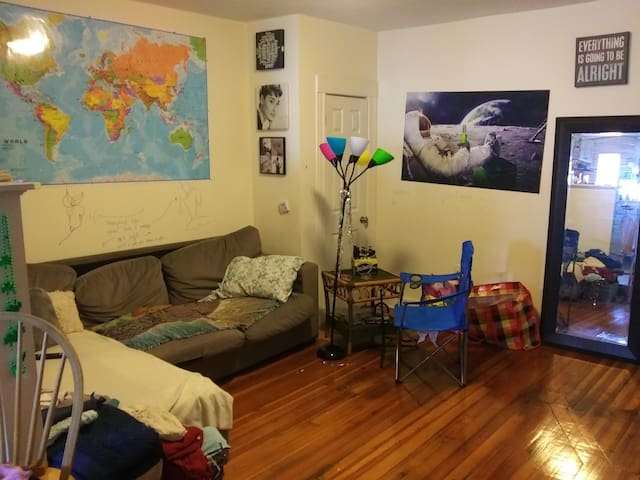 Porch Room in East Boston