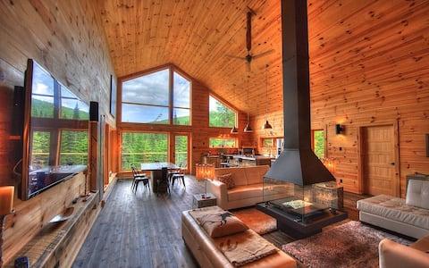 Val D'isère -Chalets Spa Canada- Spa Sauna Lac Ski