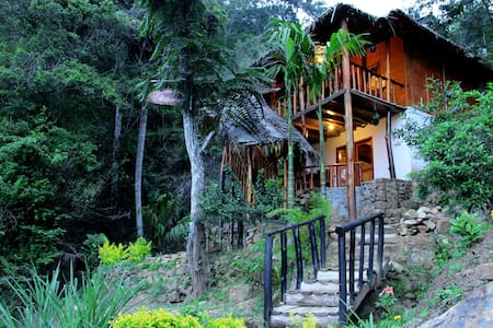 Ella Bamboo cabana (Upstair) - 埃洛(Ella) - 住宿加早餐