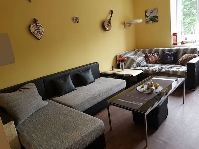 Beautiful cozy apartment in the mountains