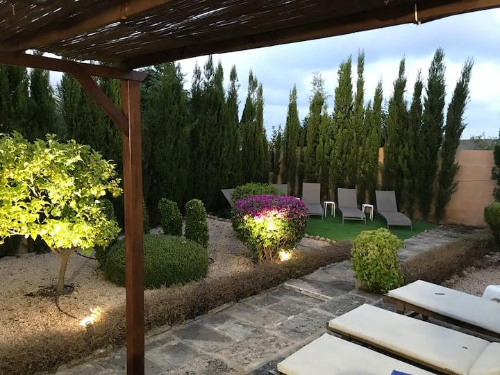 Garden in Sta. Catalina