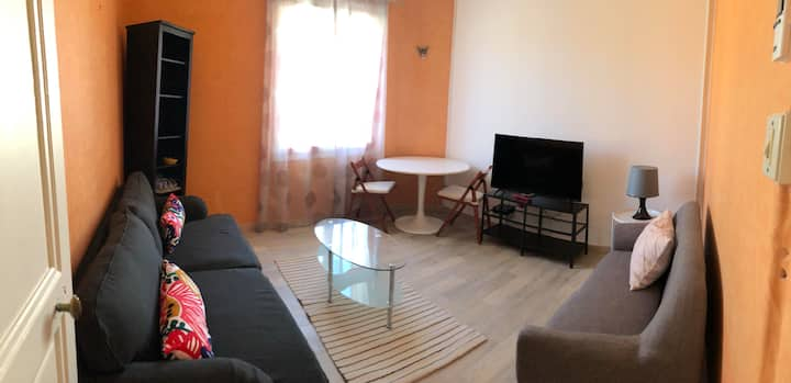 Maison meublée location chambres