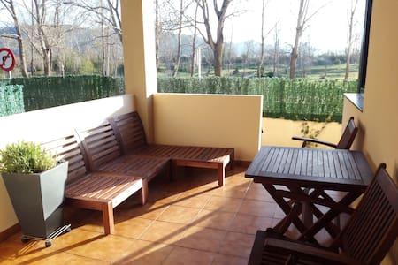 APARTAMENTO EN 1ª LÍNEA DE PLAYA - Cedeira - Apartament