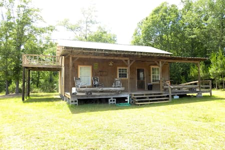 Chaney Farms Leaning Pines Cabin