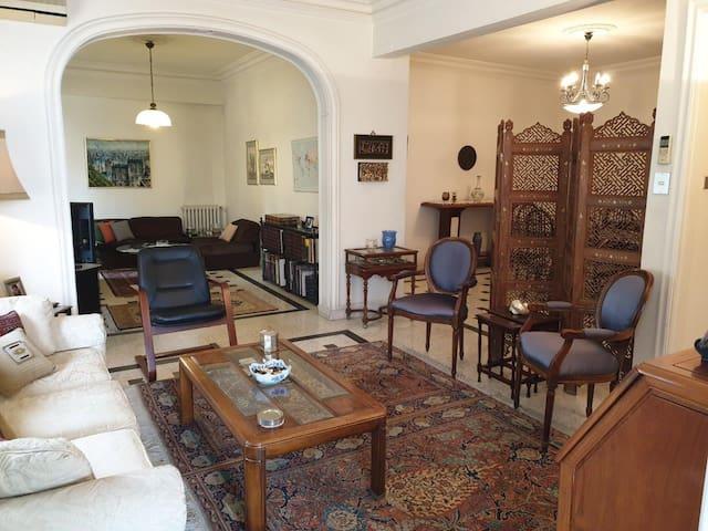 3 Bedroom  Apartment in Hamra