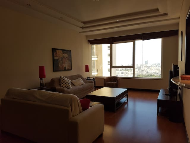 Spacious flat in the ♡ of Bahrain! - Manama - Huoneisto