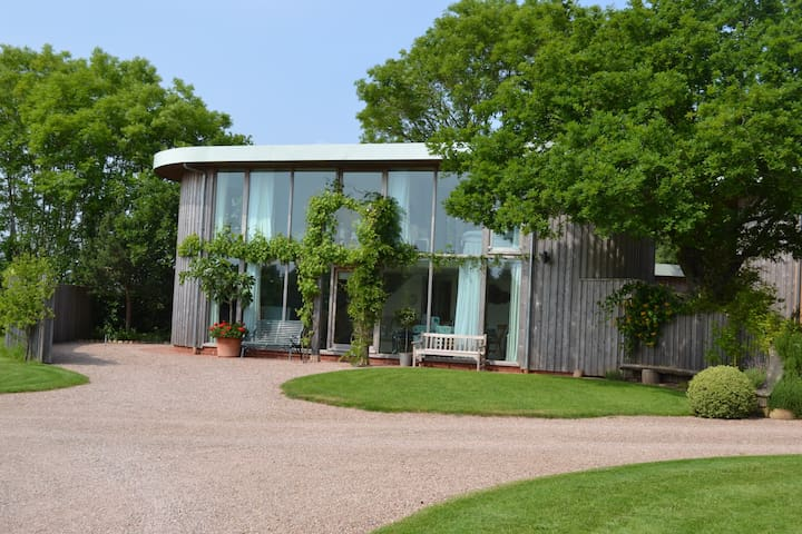 Oak Lodge- Luxury, Contemporary lodge