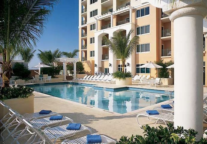 Marriott's BeachPlace Towers - Fort Lauderdale - Appartement