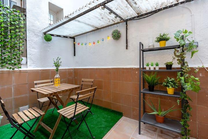 Cozy Apartment in City Center,  La Latina