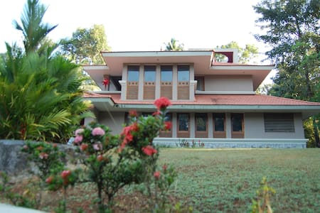 A well designed space in the core - Pathanamthitta - Bed & Breakfast