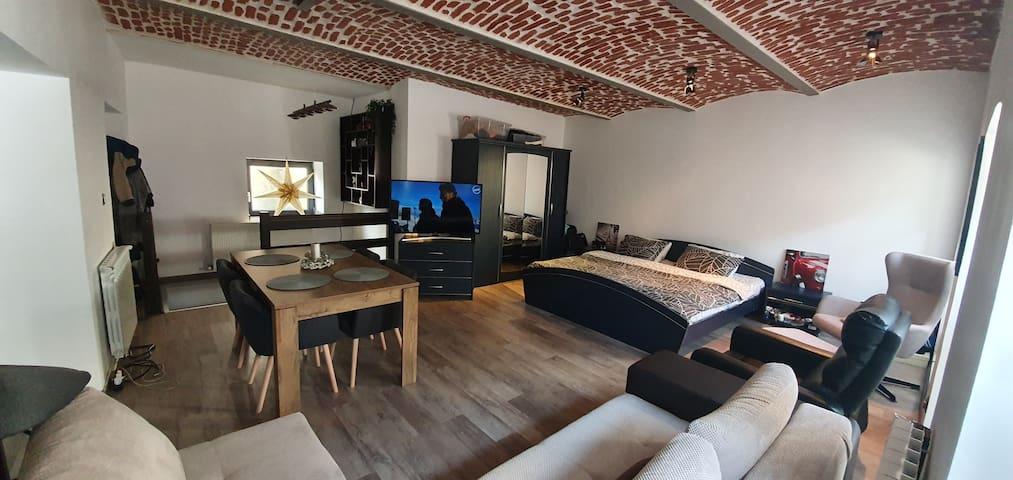 Downtown Luxury House Loft