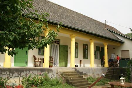 Gasterij Huis en Haard Hongarije, Mórágy - Mórágy - 家庭式旅館