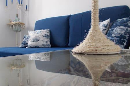 """DIMITRA STUDIOS  N2  """"ocean fresh"""" - Kalyves - Lakás"""