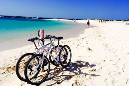 Paradise Island is Fuerteventura! - Corralejo - Bungalow