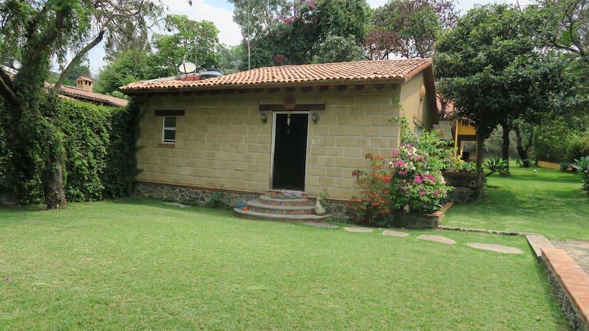 Casa de descanso Ohuatitla