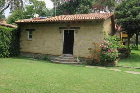 Casa de descanso Ohuatitla - Tepoztlán
