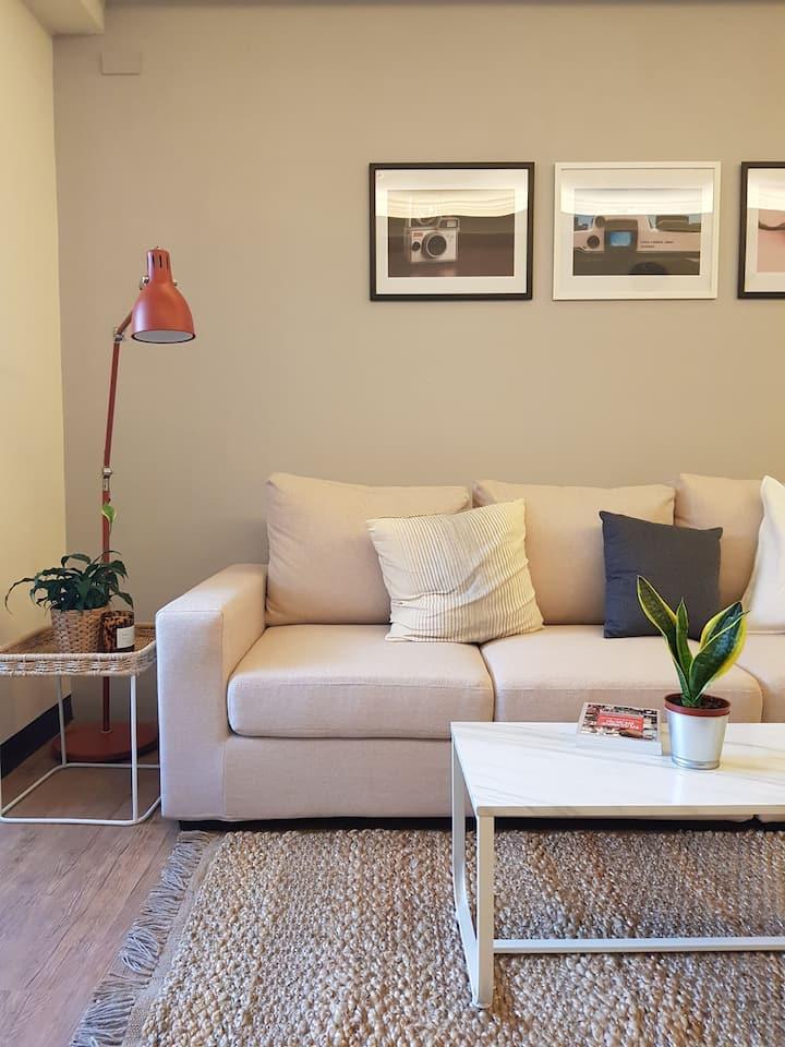 M 設計風格房型全新完工,近內科、南軟,適合中長期居住需求