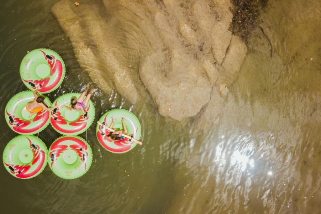 Tube the Guadalupe River!