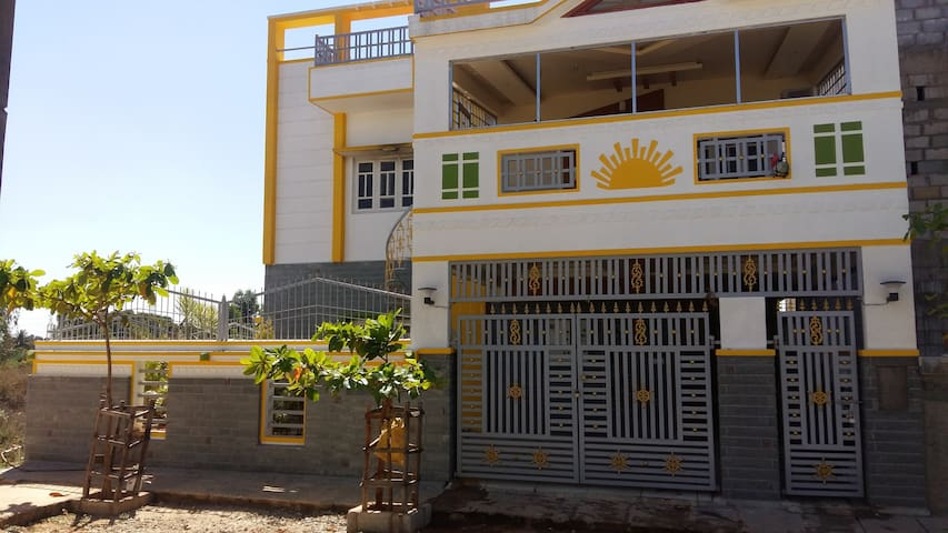 Sunshine Villa - A home away from home