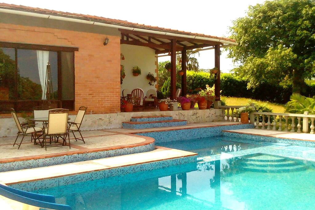 casa campestre con piscina cerca de cartagena casas de
