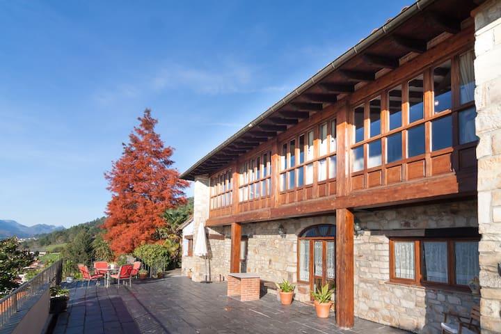 ALQUILER INTEGRO CASA RURAL - Tresgrandas - House