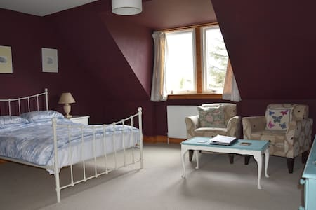 Double or Family room , Caorann bed and breakfast - Bed & Breakfast
