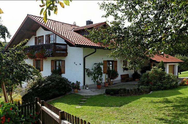 Haus Brigitte im Bayerischen Wald