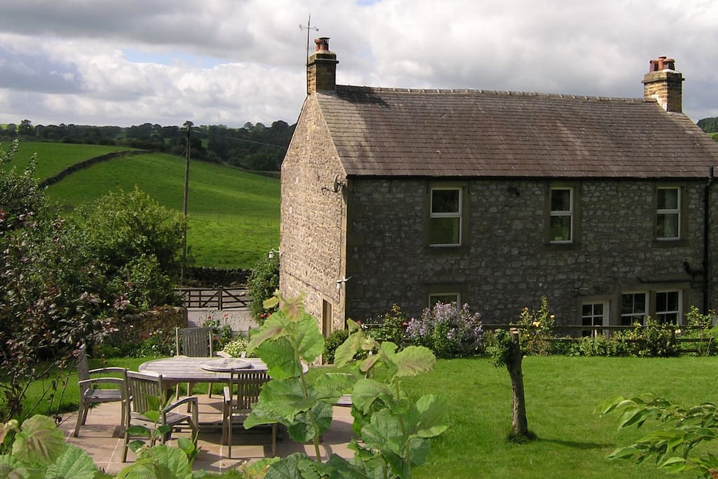 Luxurious Granville House Bell Busk In Malhamdale Cottages For Rent In Bell Busk England