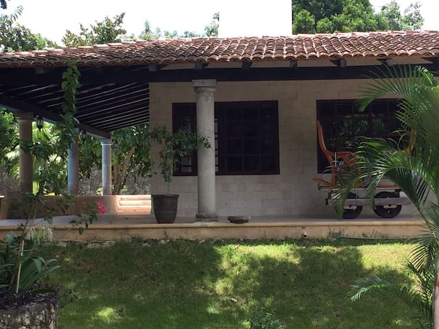Beautiful house in a 100% natural place - cancun - Hotel ekologiczny