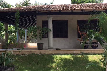 Beautiful house in a 100% natural place - cancun - Natur-Lodge
