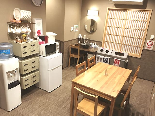 Newly Built Hostel near Ikebukuro BigDiscount‼️