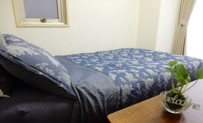 Great located cozy studio , 3min from tram station