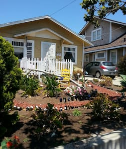 Pismo Beach Beach Cottage Room for Rent - 皮斯莫海灘(Pismo Beach) - 獨棟