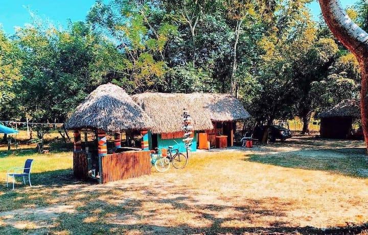Cabaña Rural Tamyaxu III
