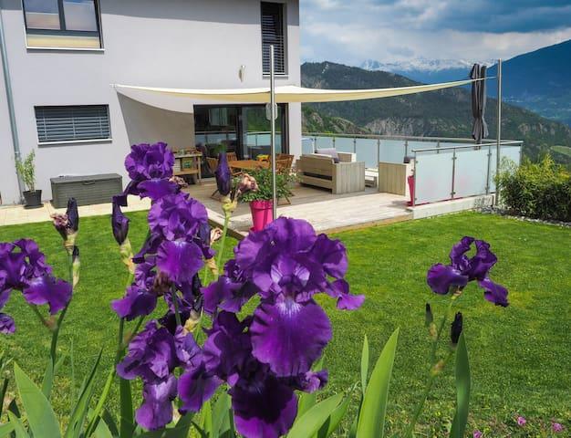 Belle villa spacieuse tout confort