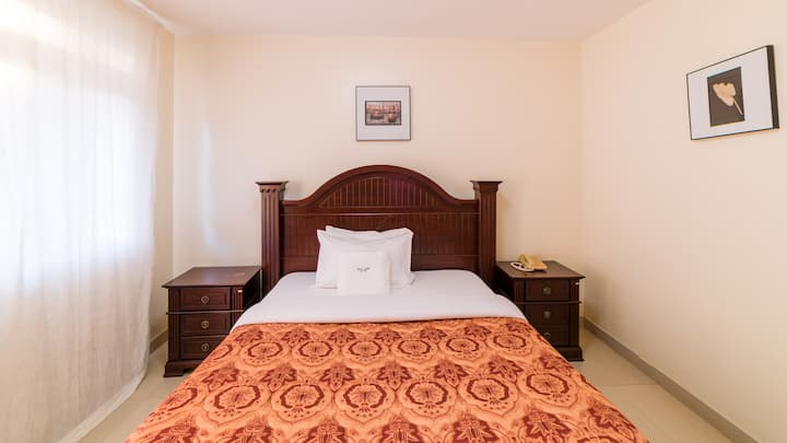 Trendy Deluxe Single Rooms In Masaka