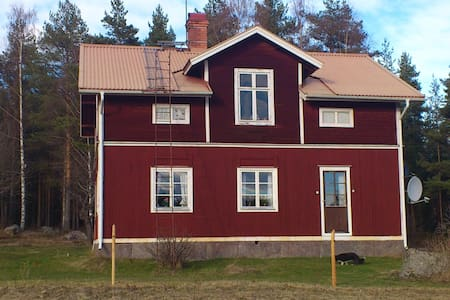 Cottage on Lotbacken