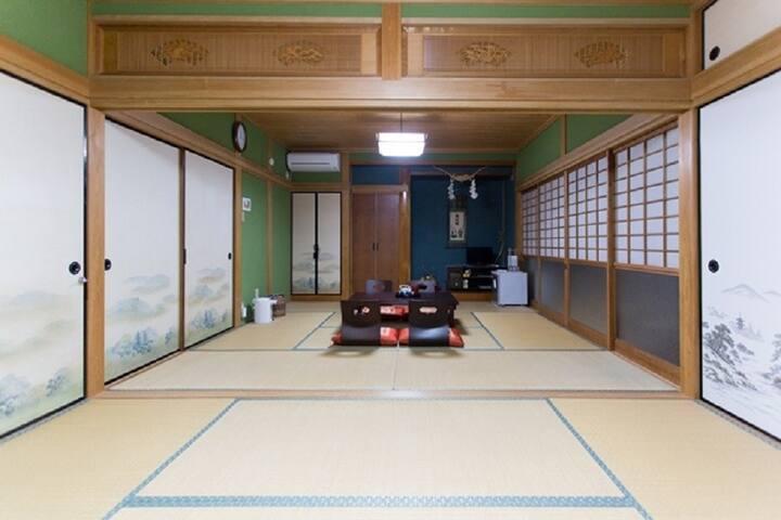 Minshuku Tenhou  14 tatami Japanese style room