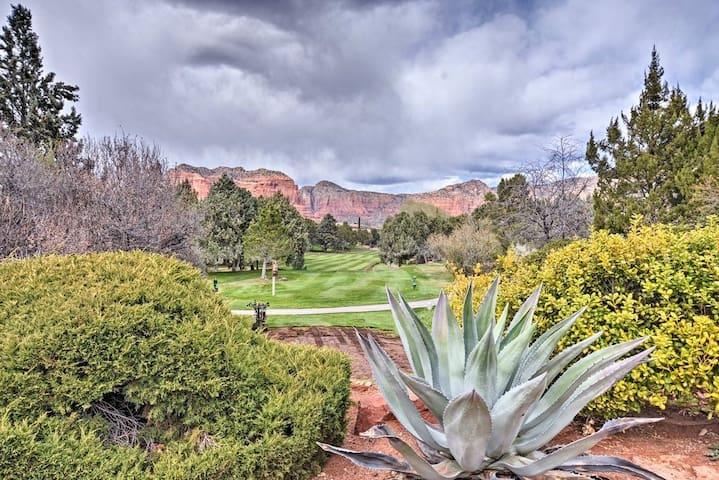 New! Sedona Golf, Pool & Hot tub by Bell Rock