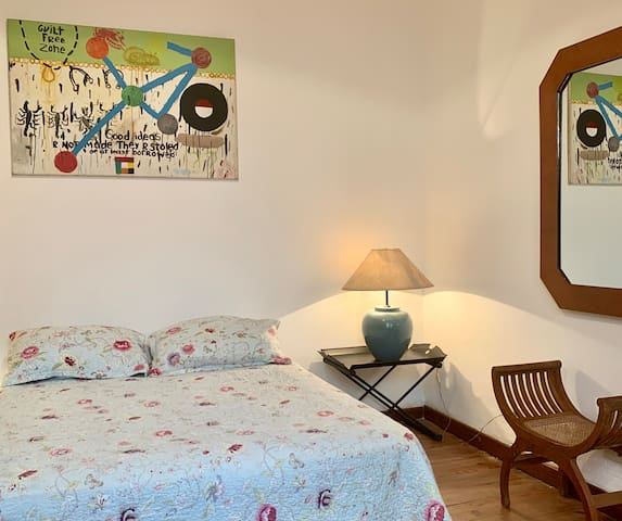 Private room in Caballito Arthouse!