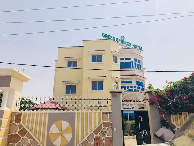 Your home at the heart of Hargeisa