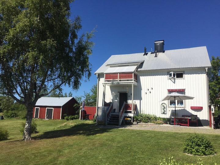 Huset i Hornmyr House in Hornmyr, Lappland