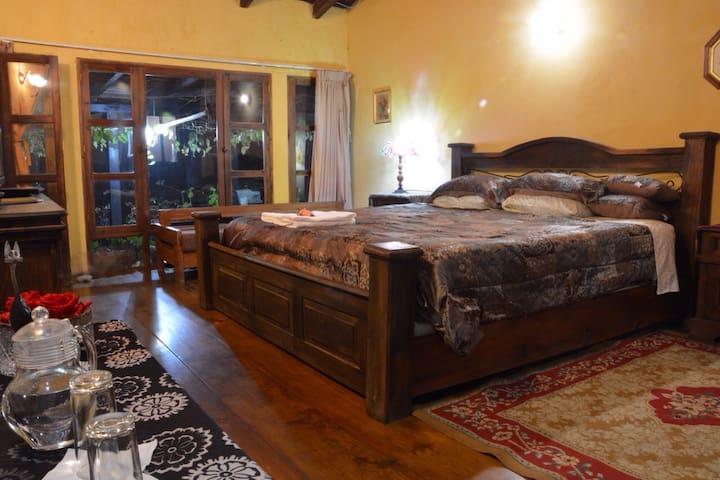 Casa de Campo cerca de La Antigua - Santo Tomás Milpas Altas - Bed & Breakfast