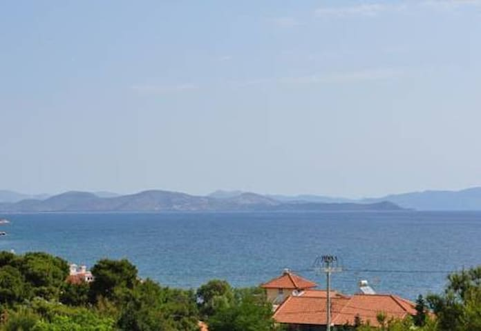 Double Room in convenient hotel in Rafina