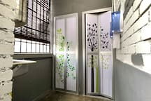 HuttonSTAY@Penang  Room5+Shower  Best LocWiFi Ac